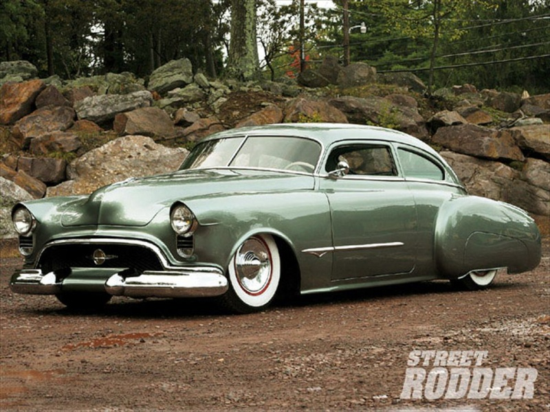 Oldsmobile 1948 1954 Custom Amp Mild Custom Page 3