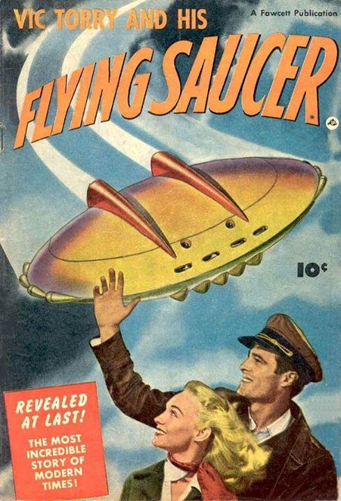 Various - Flyin' Saucers Rock 'N' Roll