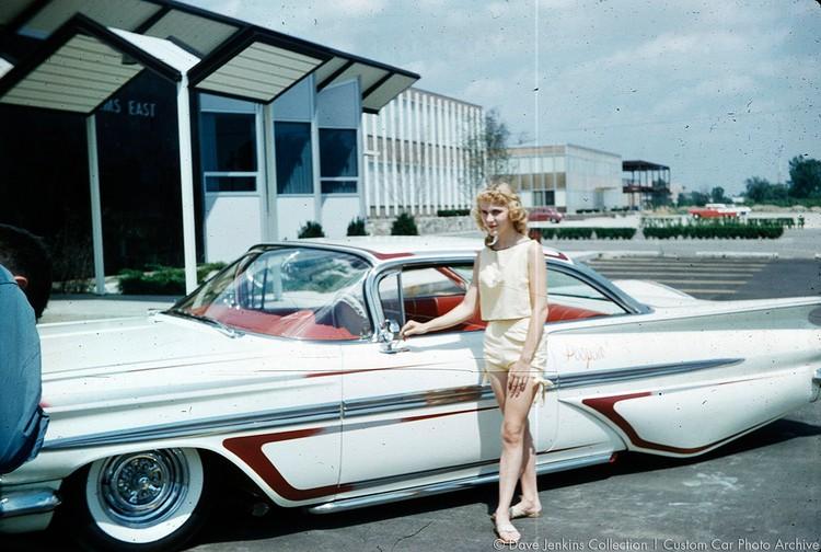 Chevy 1959 kustom mild custom page 2 for Chevrolet interieur