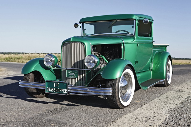 Ford 1931 Hot rod - Page 2