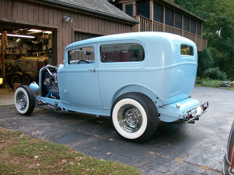 1932 Ford hot rod - Page 6