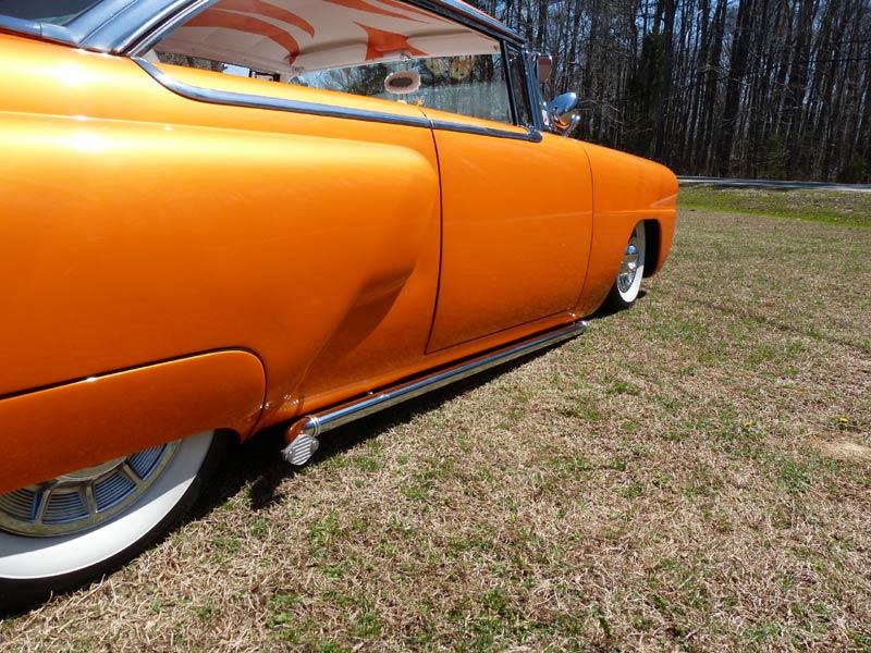 Mercury 1955 - 1956 Custom & mild custom