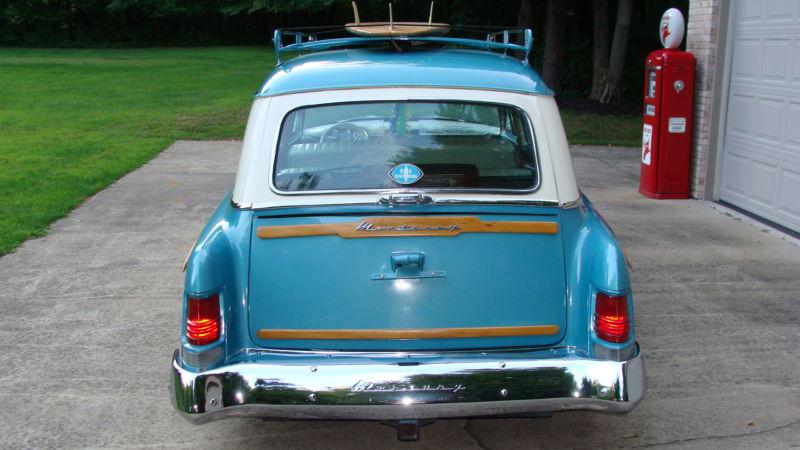 Mercury 1952 - 54 custom & mild custom
