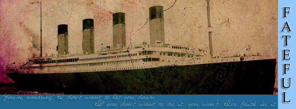 Titanic RPG: Fateful