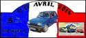 Sortie Normandie 12 & 13 avril 2014