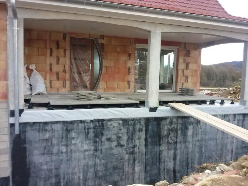 Tanch it sol salle de bain les solutions arcane pour l for Etancheite sous sol interieur