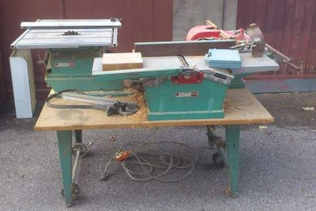 Kity K5 Combination Machine - DIY Woodworking Projects