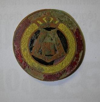 Bouton avec le monogramme du roi l opold iii de belgique - Bouton de liege ...
