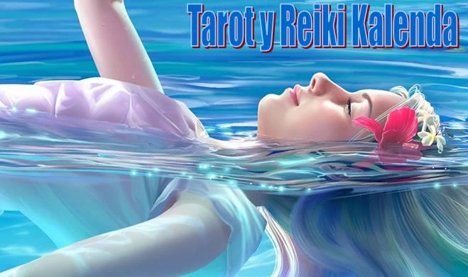 Kalenda Maestra de Reiki y Tarot