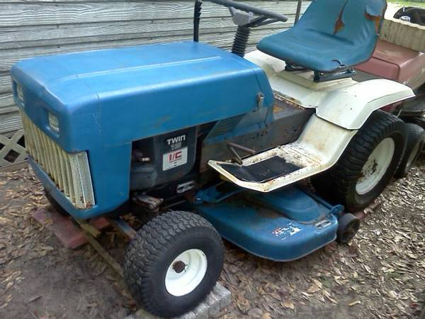 Ford YT 16 Work Tractor