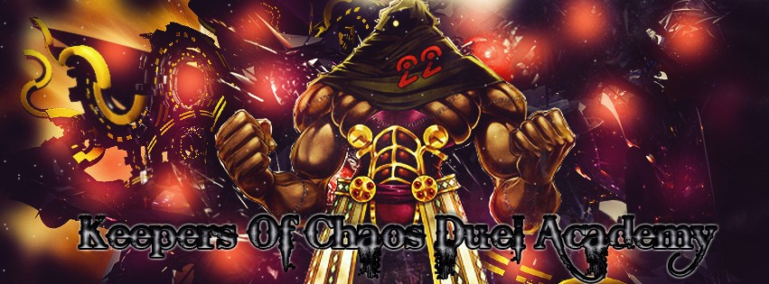 Keepers of Chaos Duel Academy