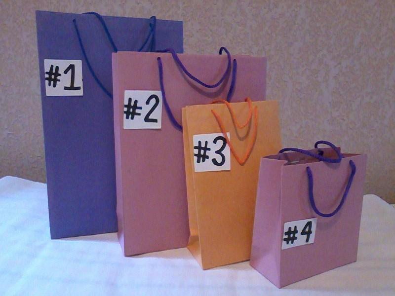 Idea de c mo hacer bolsas de madera para regalo - Como hacer bolsas de regalo ...