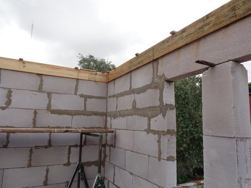 Soportan mis paredes 2 tanques de 500 lts de material pl stico - Pegamento de escayola para alisar paredes ...