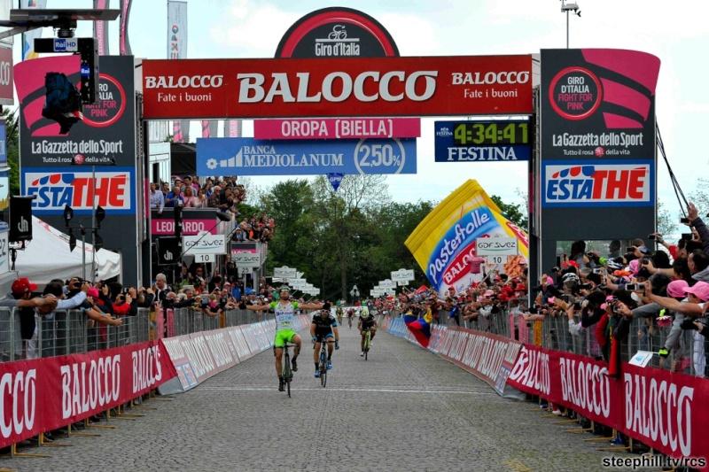Al igual que en Firenze 2013, Pantano se tuvo que conformar con el 3º puesto