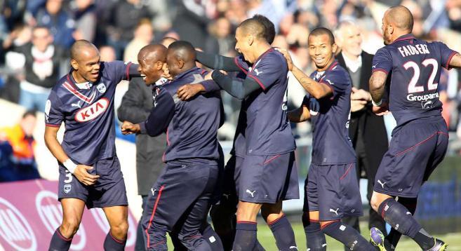 56 matchs en 2013 pour les Girondins