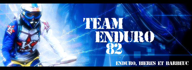 Team Enduro 82