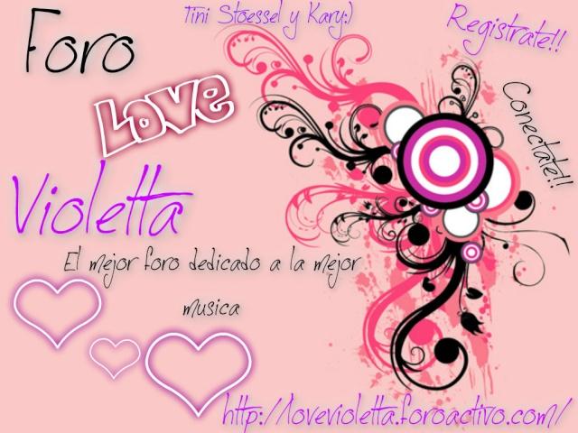 Love Violetta