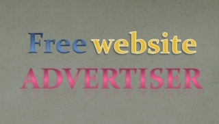 free website advertiser