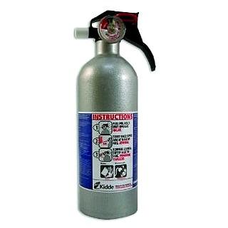 Joe Doakes Place Automotive Fire Extinguisher