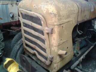 restauration de mon someca 40b