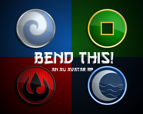 Bend THIS! An AU Avatar Story