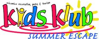Kids Klub Summer Escape Training Forum