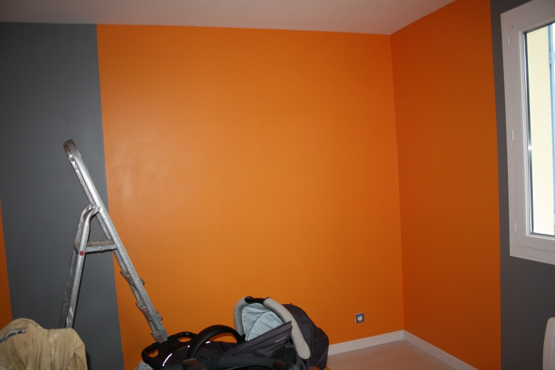 Beautiful Chambre Orange Et Gris Bebe Photos - House Design ...