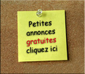 PETITES ANNONCES DIVERS