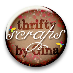 Thrifty Scraps by Gina