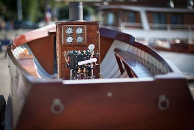 Canots à vapeur