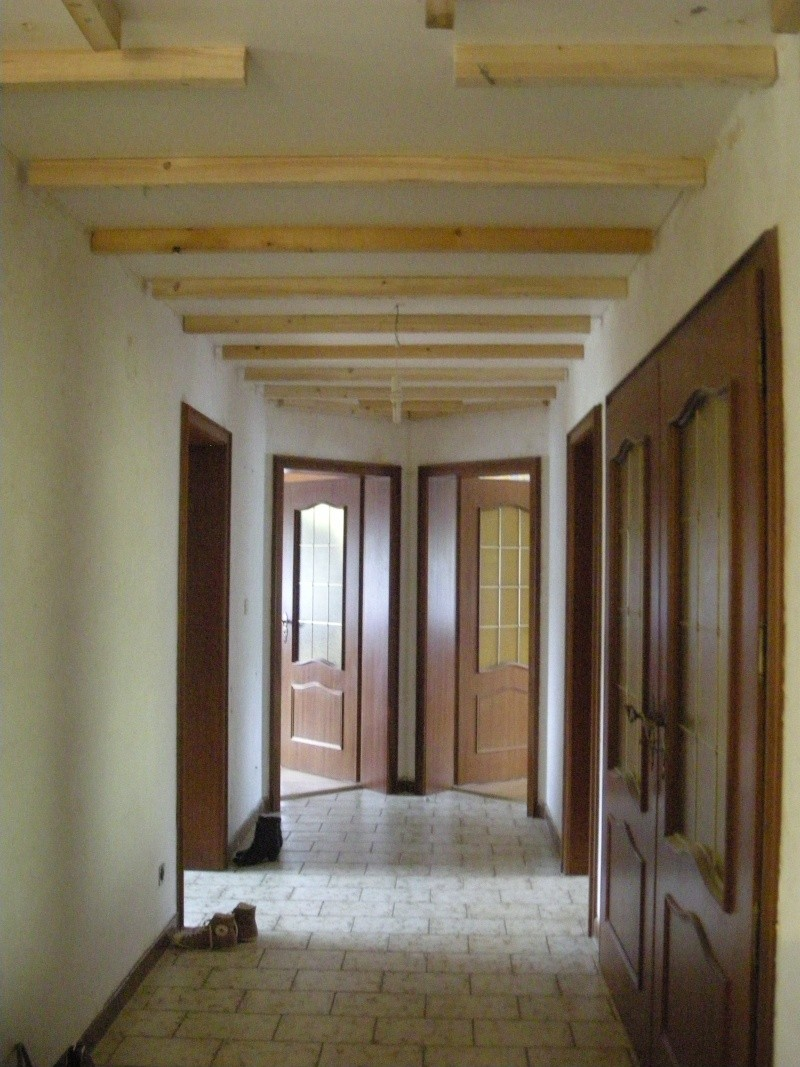 luminaires couloir en l. Black Bedroom Furniture Sets. Home Design Ideas