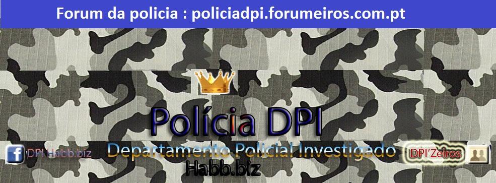 Polícia DPI - Oficial - Policial