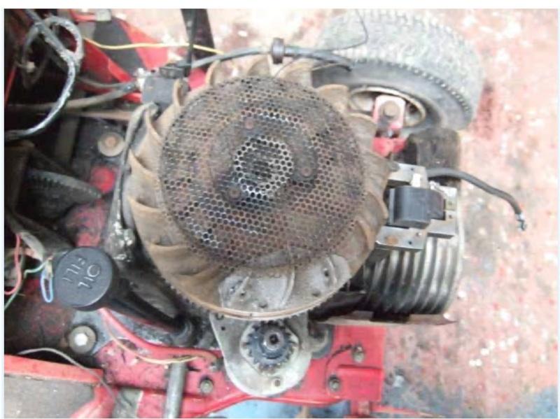 Etude le moteur briggs et stratton sur tondeuse si ge - Rafraichir une piece avec un ventilateur ...
