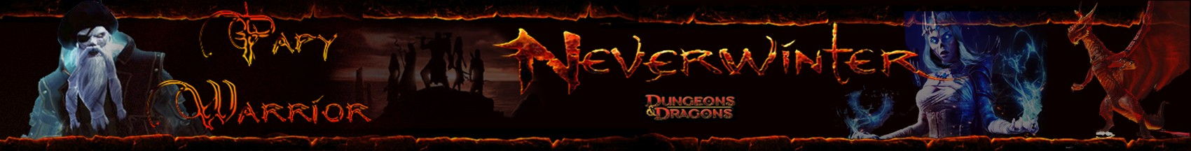 Neverwinter Papys Warriors