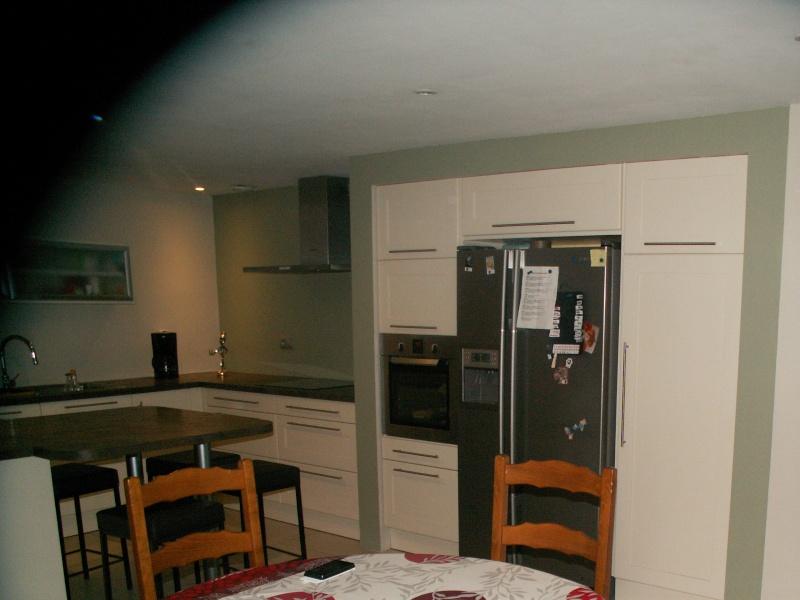 Decoration salon salle a manger en harmonie avec ma for Cuisine avec salle a manger integree