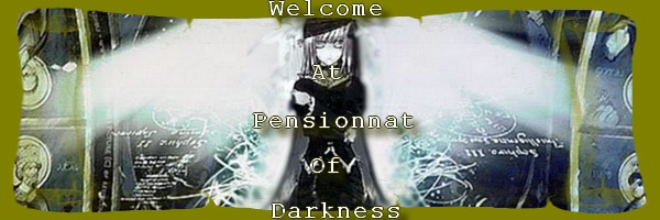 Pensionnat Of Darkness