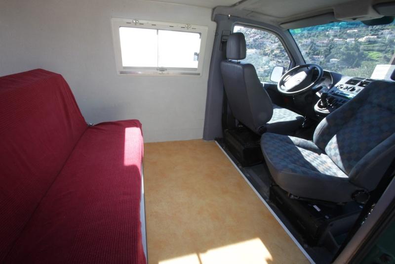 vendu a vendre mercedes vito 110 cdi am nag type camping car. Black Bedroom Furniture Sets. Home Design Ideas