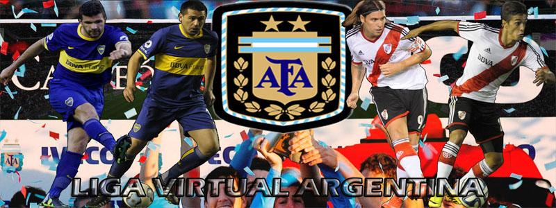 Nueva Liga Virtual AFA