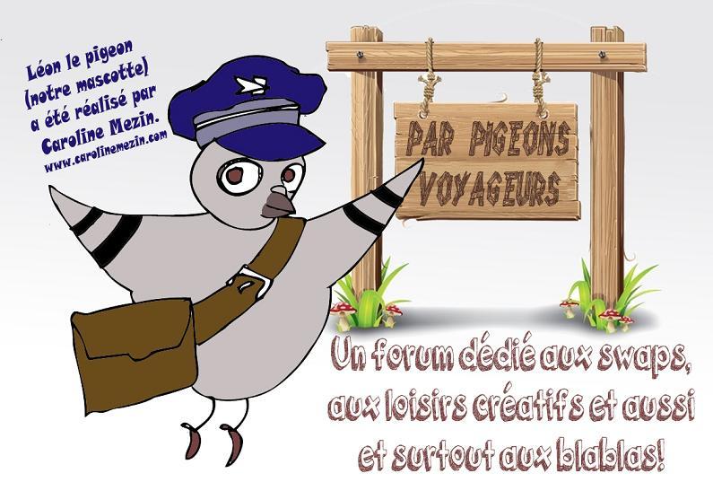 Forum d'Echanges Par Pigeons Voyageurs