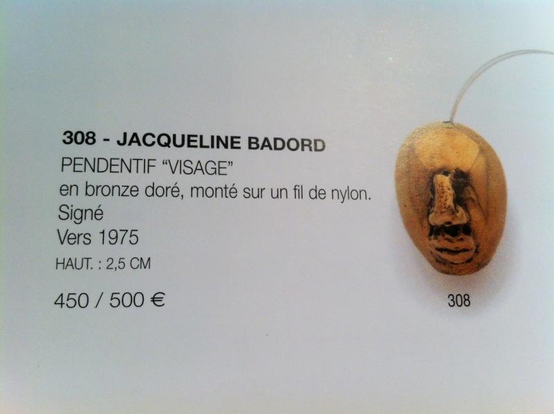 vieux bijoux brocante pendentif