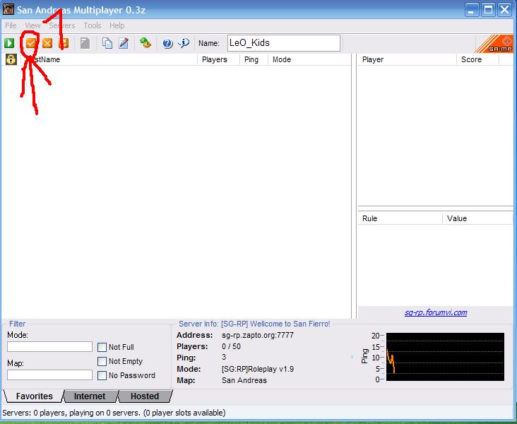 [SG-RP] Street-Gaming RolePlay SAMP Server 3.0z